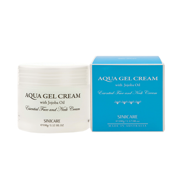 SINICARE Aqua Gel Cream with Jojoba Oil 100g