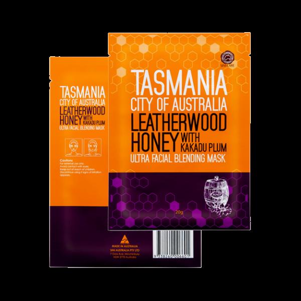 SINICARE Tasmania City Mask 10 in 1