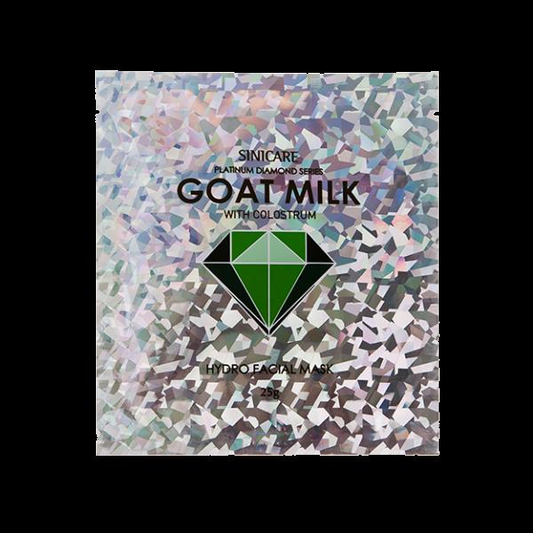 SINICARE Diamond Mask Goatmilk 5 in 1