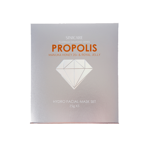 SINICARE Diamond Mask Propolis 5 in 1