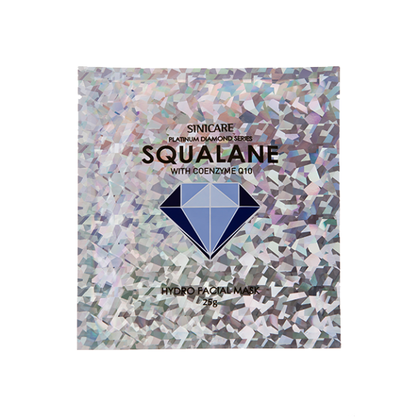 SINICARE Diamond Mask Squalane 5 in 1