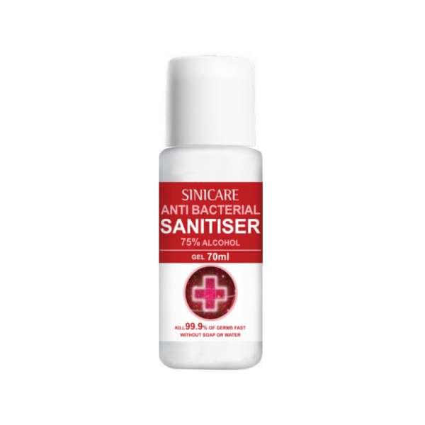 Sinicare Sanitiser 70ml Gel type