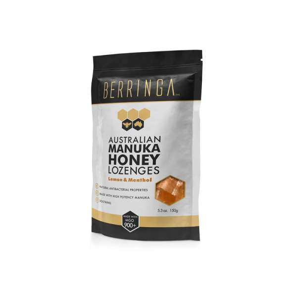 Berringa Manuka Honey Lozenges MGO900+