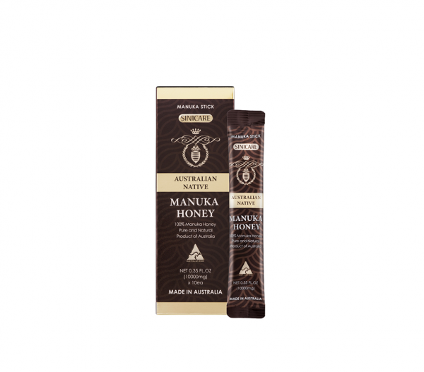 SINICARE Manuka Honey Stick 30ea