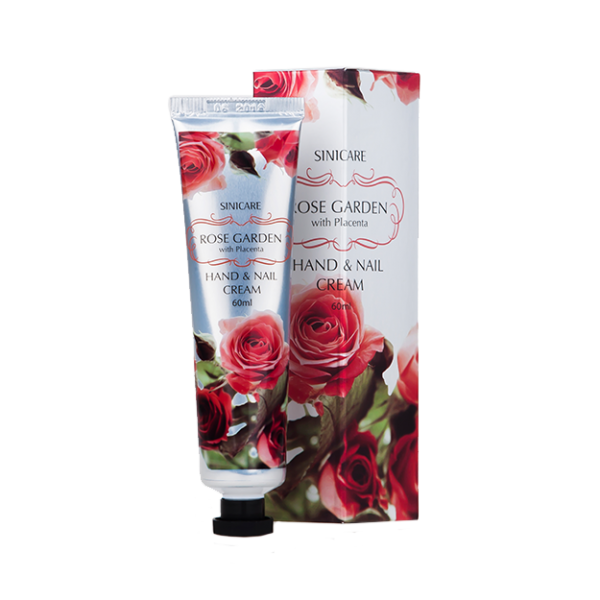 SINICARE Rose Hand Cream 60ml (NO BOX)