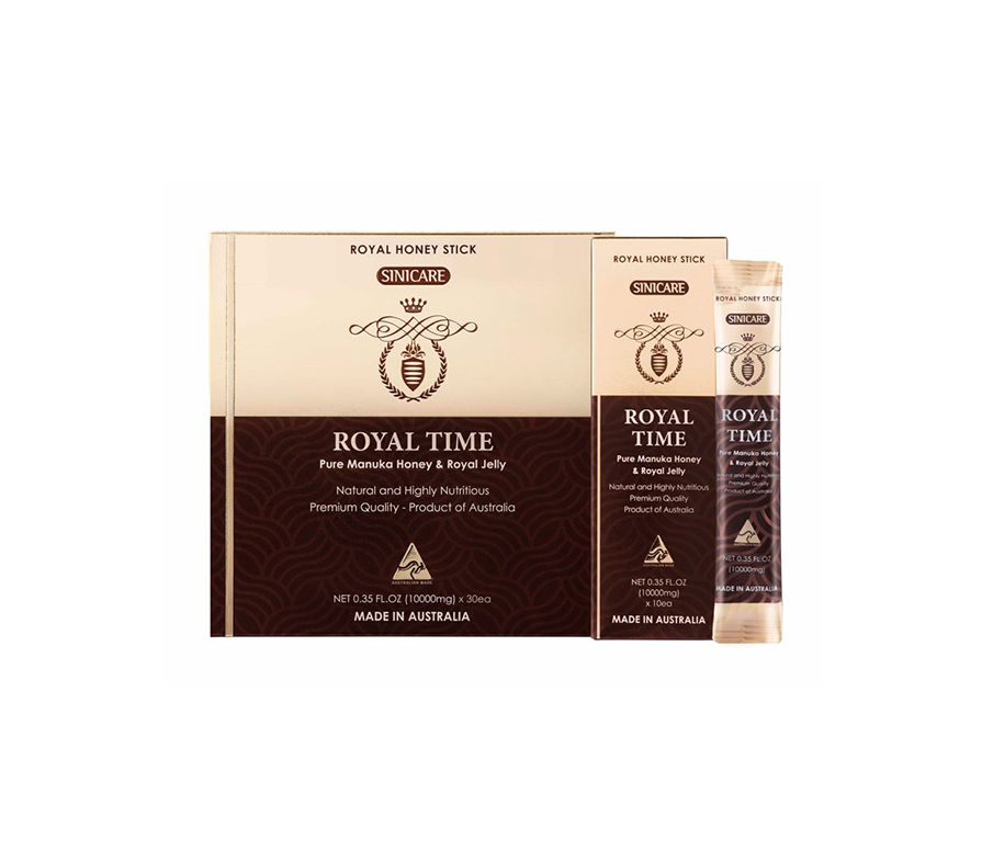 Sinicare Royal Time Stick 30ea