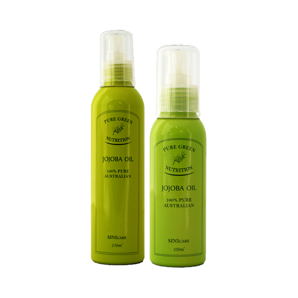 SINICARE Pure Green Jojoba Oil 250ml