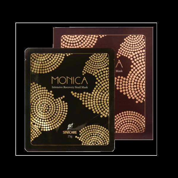 MONICA Snail Mask 25g (5sheets)