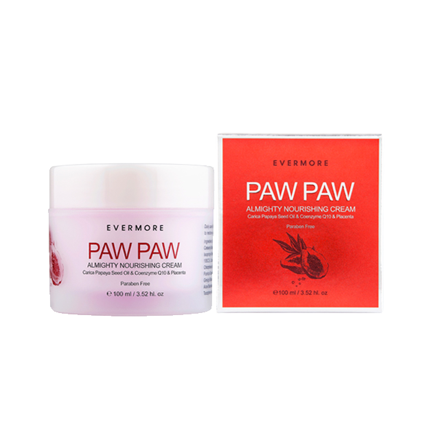 EVERMORE Pawpaw Almighty Nourishing Cream 100g
