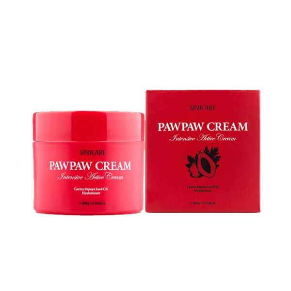 SINICARE PawPaw Intensive Active Cream