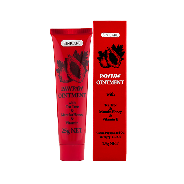 SINICARE PawPaw Ointment 25g
