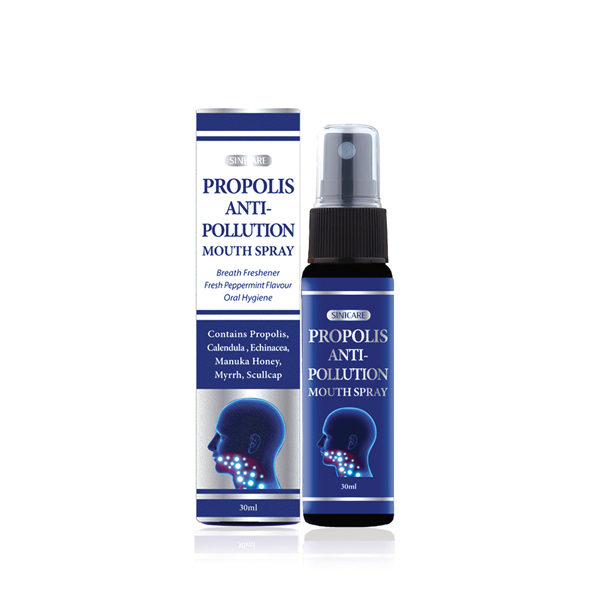 SINICARE Propolis Anti-pollution Mouth Spray 30ml