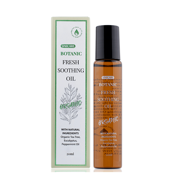 SINICARE Botanic Fresh Soothing Oil 20ml