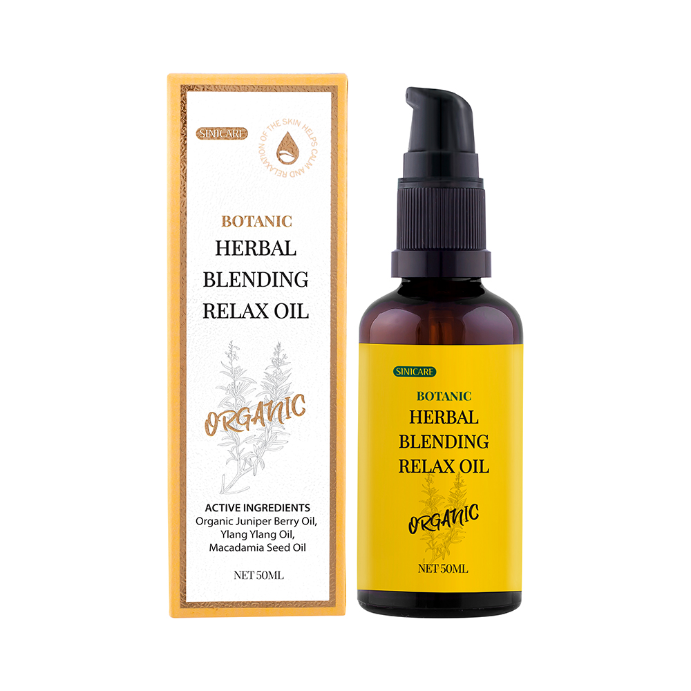 SINICARE Botanic Blending Relax Oil 50ml