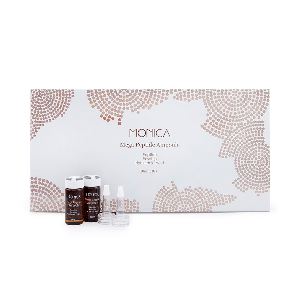 MONICA Peptide ampoule 10ml (8 in1set)