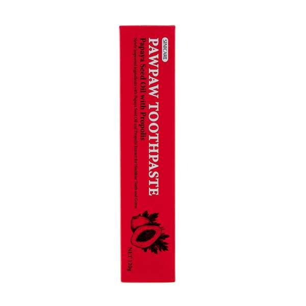 SINICARE PawPaw Toothpaste 120g